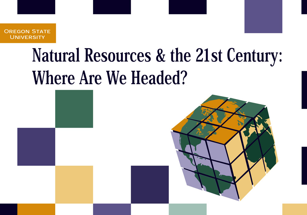 Natural Resources and the 21st Century Lecture Series