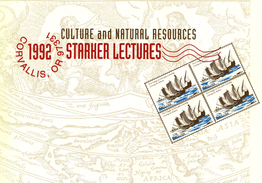 Culture and Natural Resources Lecture Series