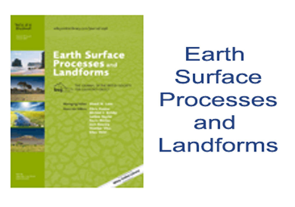 Earth Surface Processes and Landforms Article Editing
