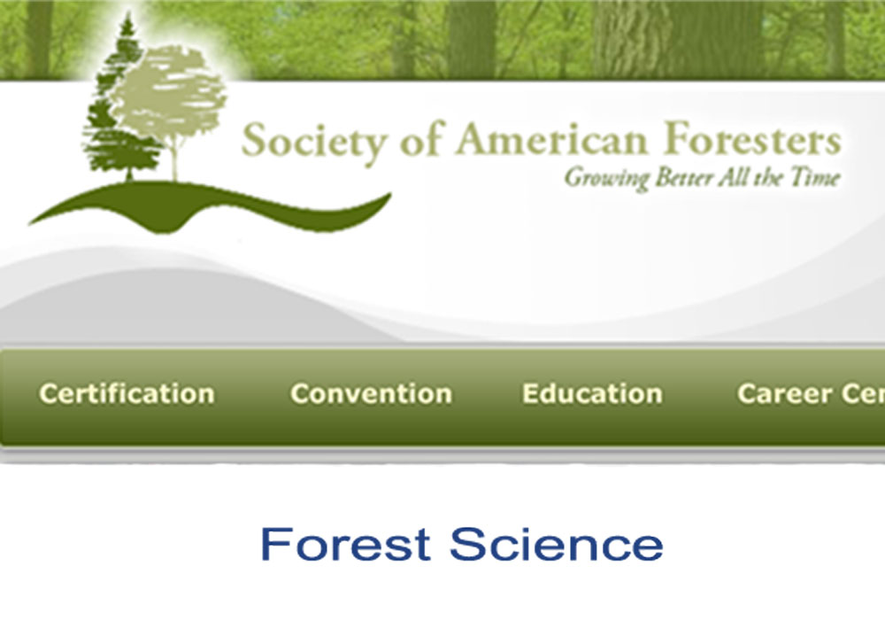 Forest Science Editing