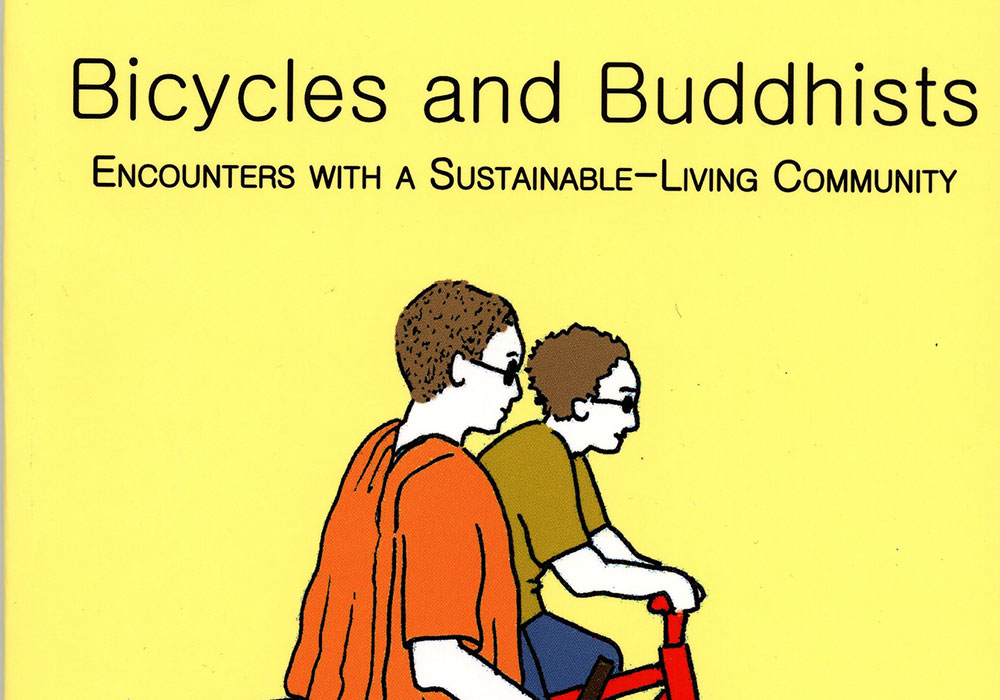 Bicycles and Buddhists