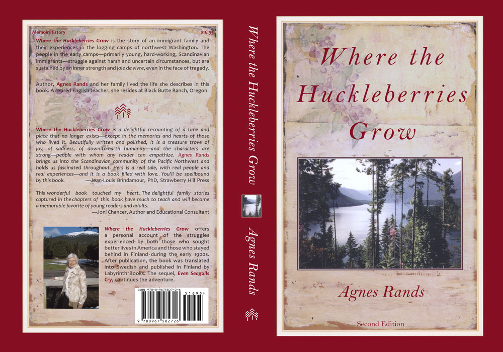 Where the Huckleberries Grow Cover