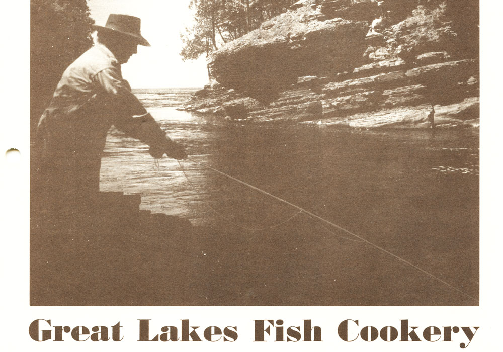 Great Lakes Fish Cookery