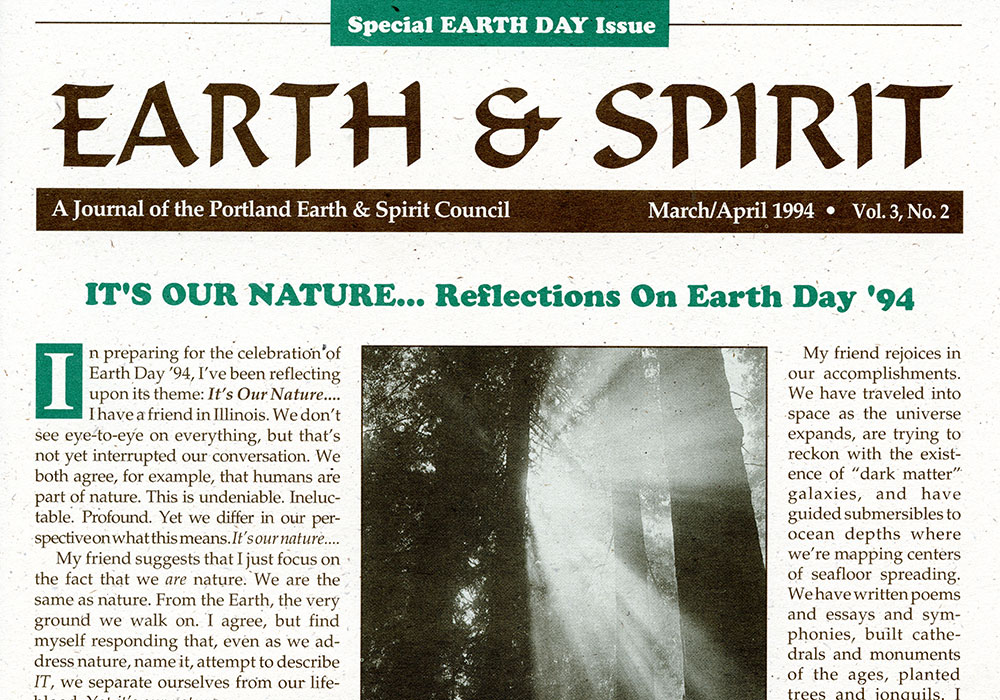 Earth & Spirit