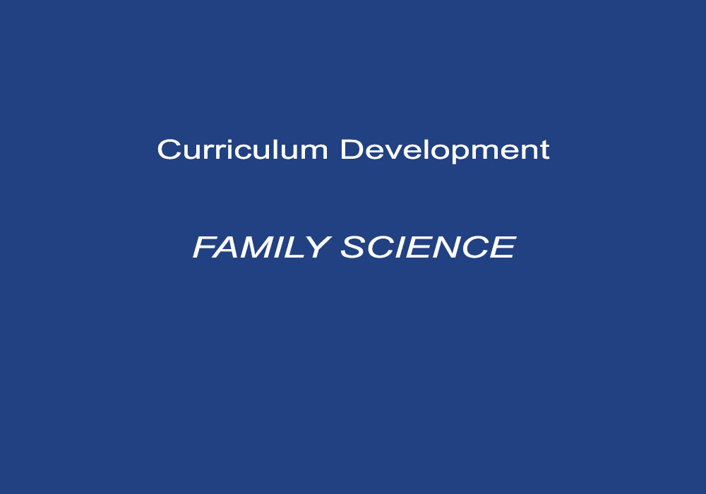 Family Science Curriculum