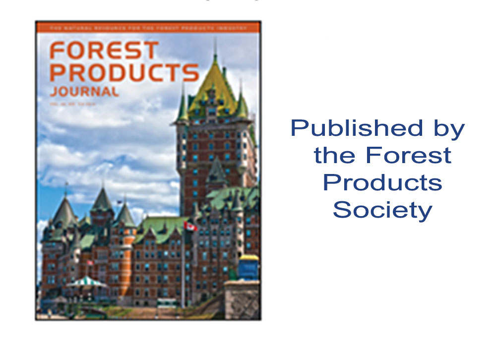 Forest Products Journal Article Editing