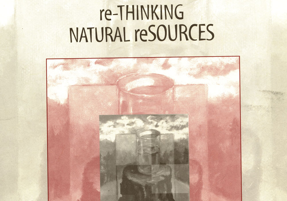 re-Thinking Natural Resources Lecture Series