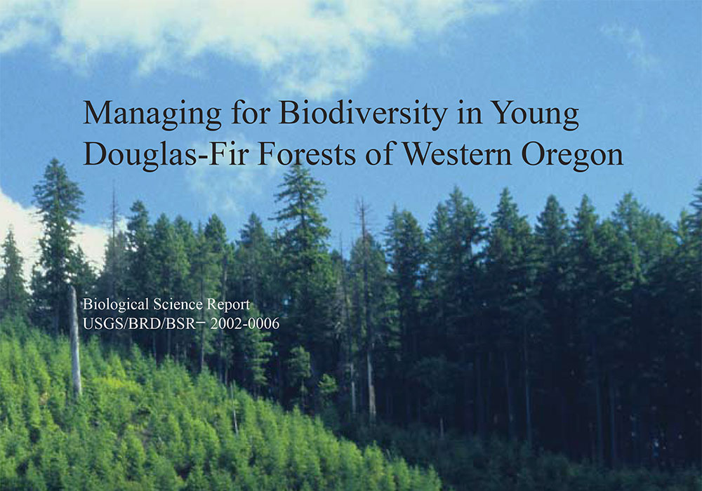 Managing for Biodiversity in Young Douglas-Fir Forests