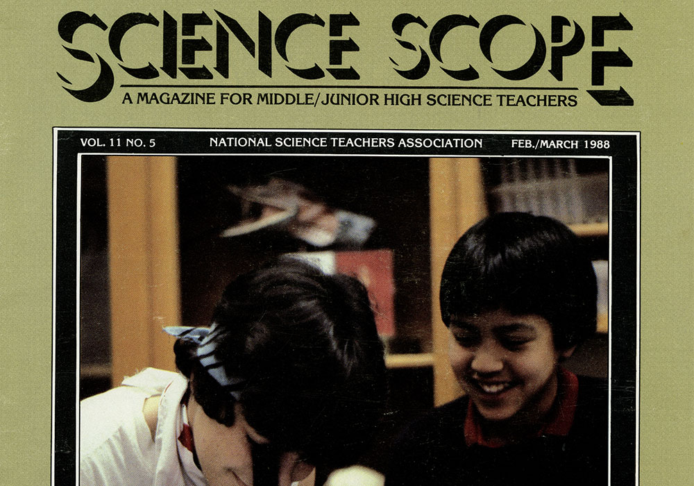 Article on Microscope Use with Middle Schoolers