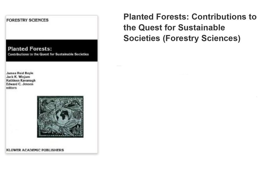 Contract Editing for Planted Forests