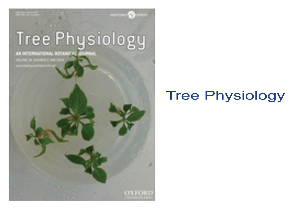 Tree Physiology Article Editing