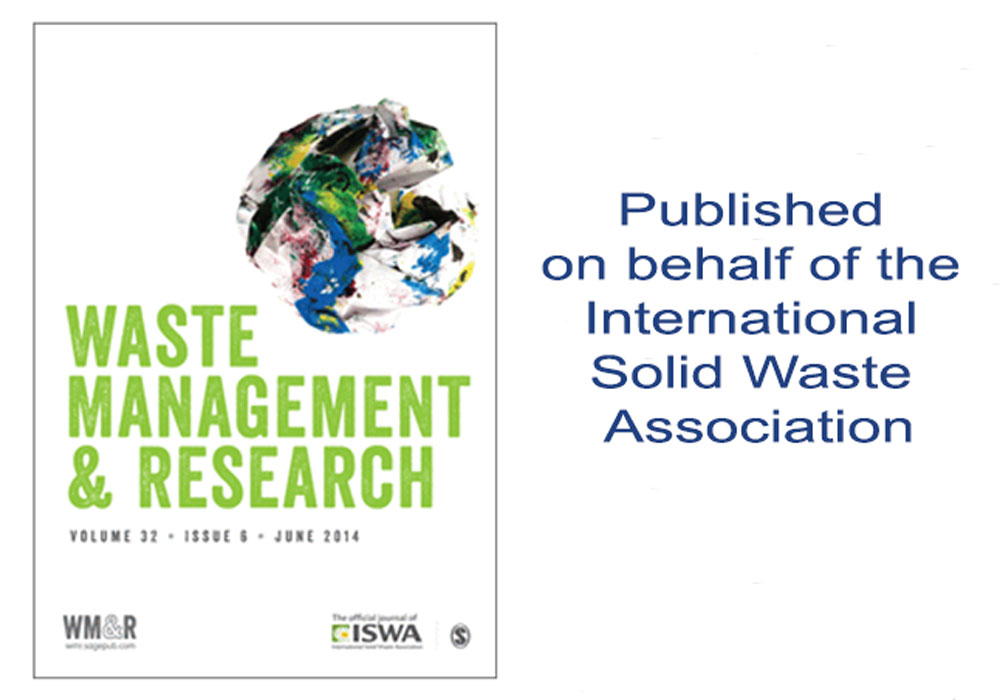 Waste Management & Research Editing